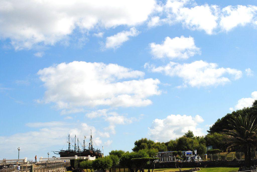 Península de la Magdalena en Santander