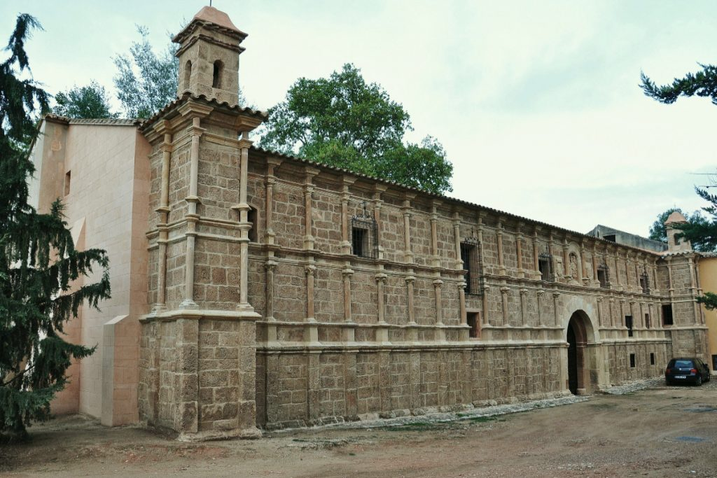 Monastario de Piedra