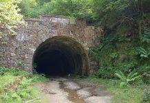 Boca norte del Túnel de la Engaña