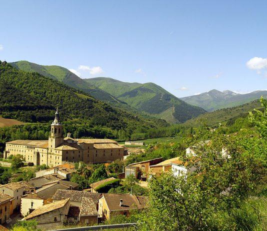 Valle de San Millan de la Cogolla
