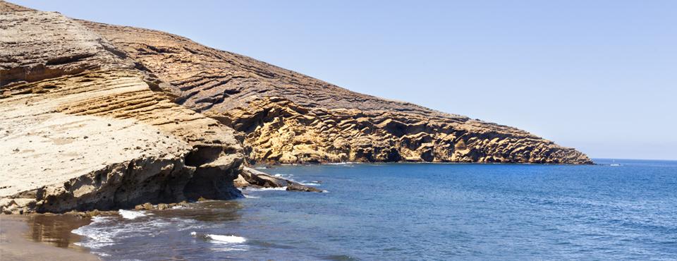 Playa Montaña Pelada