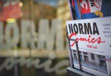 Lugares de España fans de los cómics