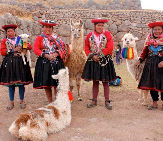 Población indígena quechua