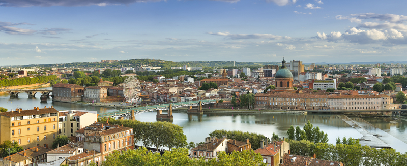 Un paseo por Toulouse, la Ciudad Rosa