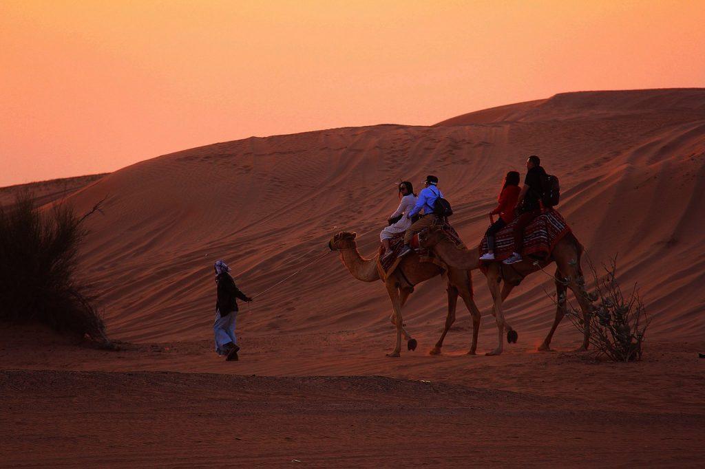Viajero en Oriente Medio