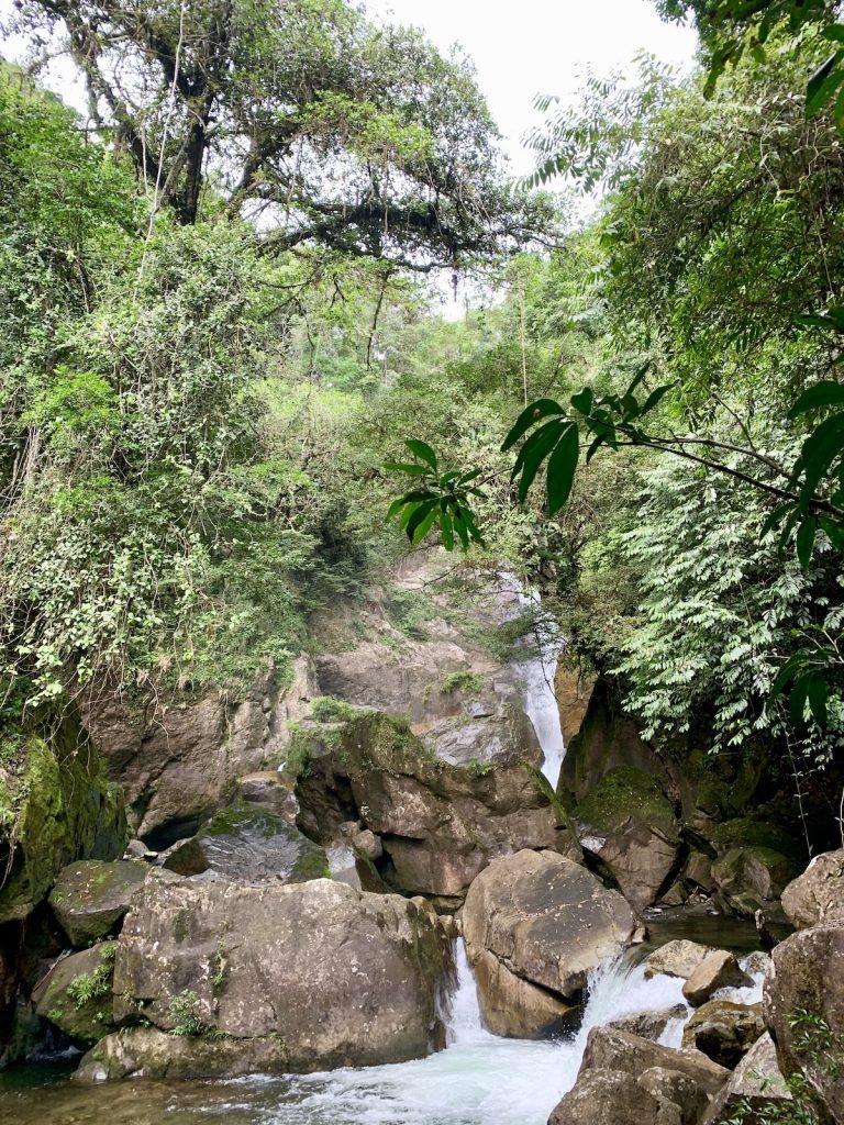 Cascada de Bermejo