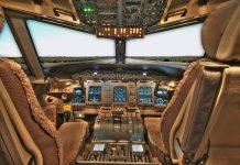 Qué hacen los pilotos en un vuelo largo