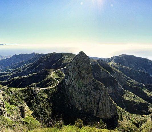 La Gomera isla secreta de Canarias