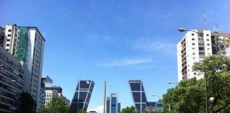 Aparcar en Madrid