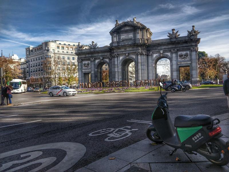 Dónde aparcar en Madrid - Descubrir