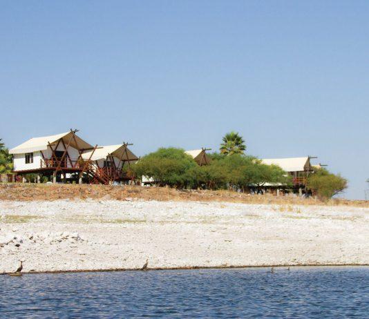 Campamento Isla Tzibanzá
