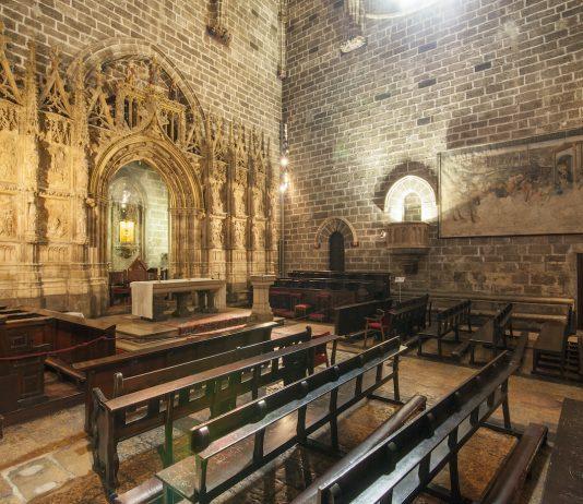 Santo Grial en la Catedral de Valencia
