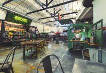 Garaje Street Food en Valencia