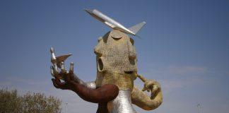 El hombre avión