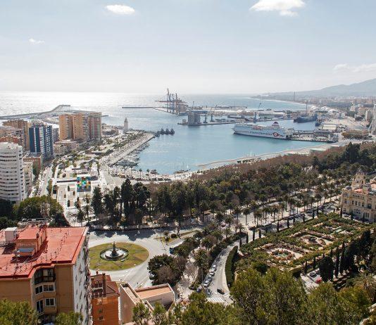 aparcar en Málaga
