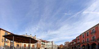 Plaza Mayor de Aranda de Duero