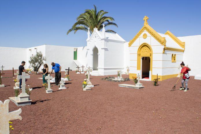 Cementerio de Teguise