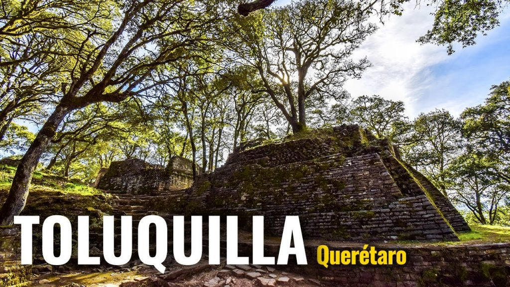 Zona Arqueológica de Toluquilla