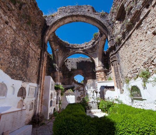 Cementerio de Villaluenga