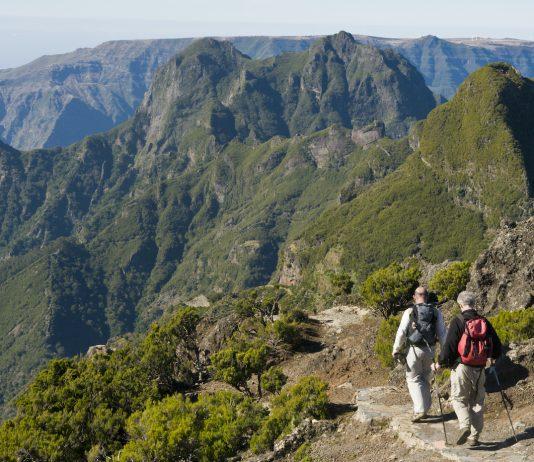 Rutas de senderismo en Madeira