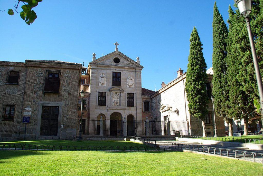 Real Monasterio Edificio de la Encarnación
