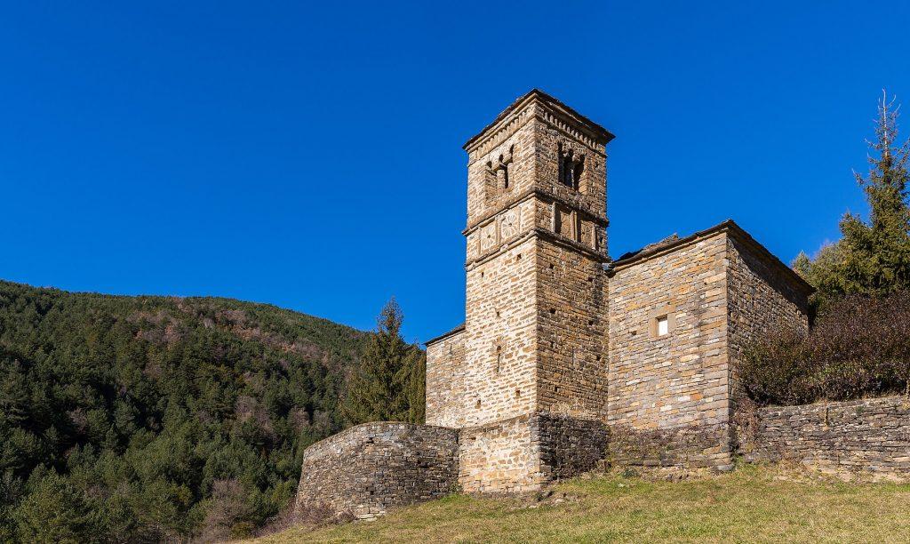 Iglesia de San Bartolomé de Gavín