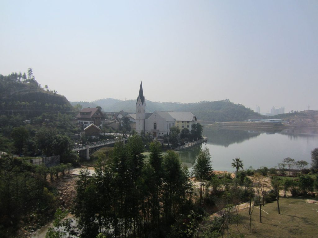 Hallstatt (China)
