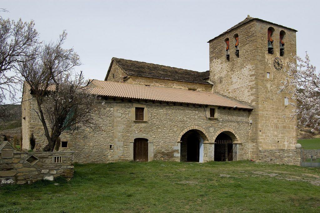 iglesia de Latre