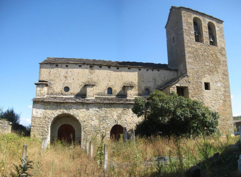 Iglesia de San Martín de Arto
