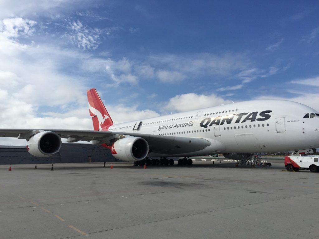 Qantas cumple 100 años volando - Descubrir