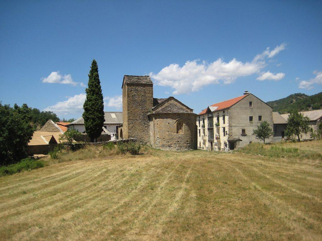 Iglesia de San Juan de Orús