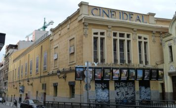 Cines más míticos de Madrid