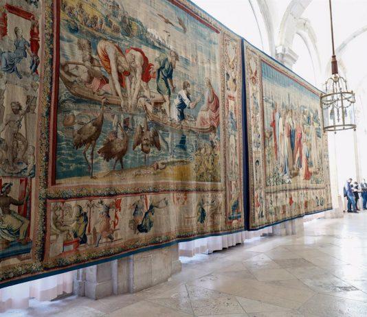 Rafael en el Palacio Real