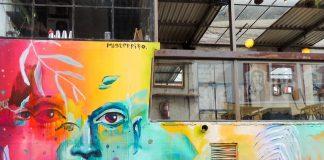 Arte urbano en Lisboa