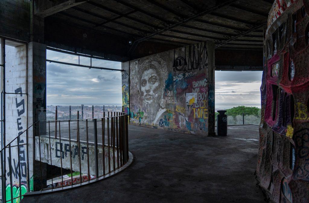 Ruta por el arte urbano de Lisboa - Descubrir