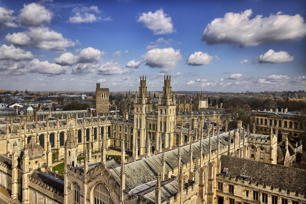 Las ciudades universitarias más bonitas del mundo - Descubrir
