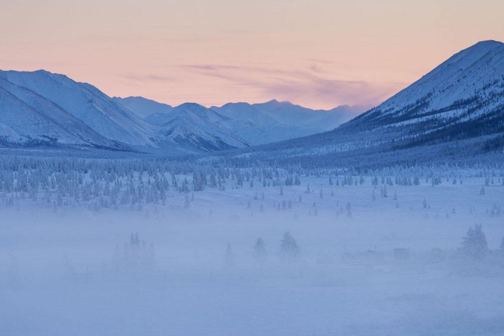 Los lugares habitados más fríos del mundo - Descubrir