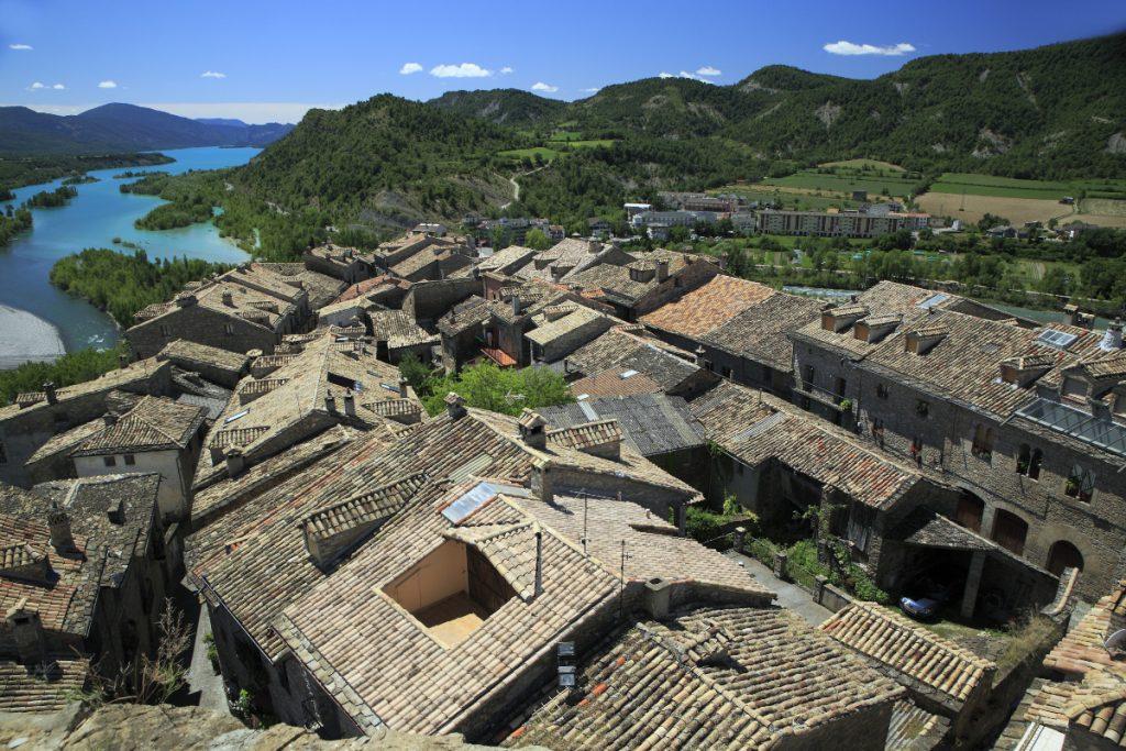 Aínsa, la joya medieval de los Pirineos - Descubrir
