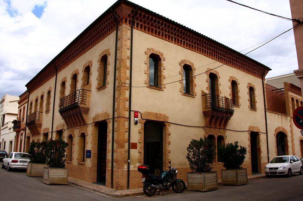 Cooperativa de la Colonia Güell