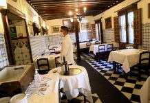 Restaurantes centenarios de Madrid