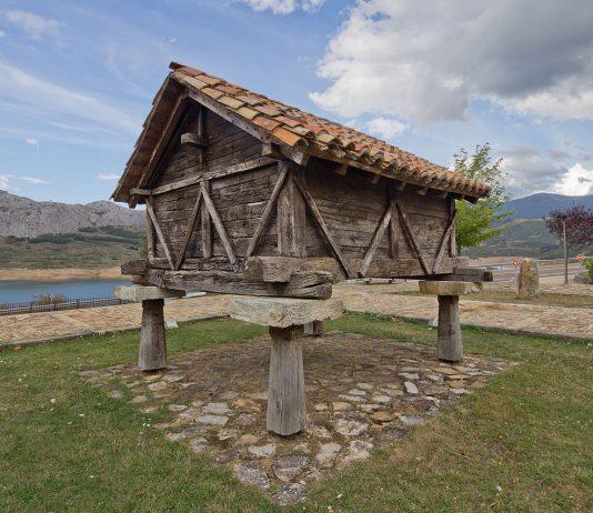 Hórreo de Salio