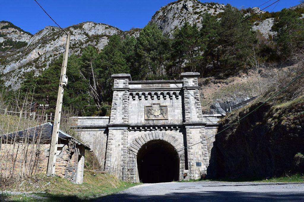 túnel de Somport