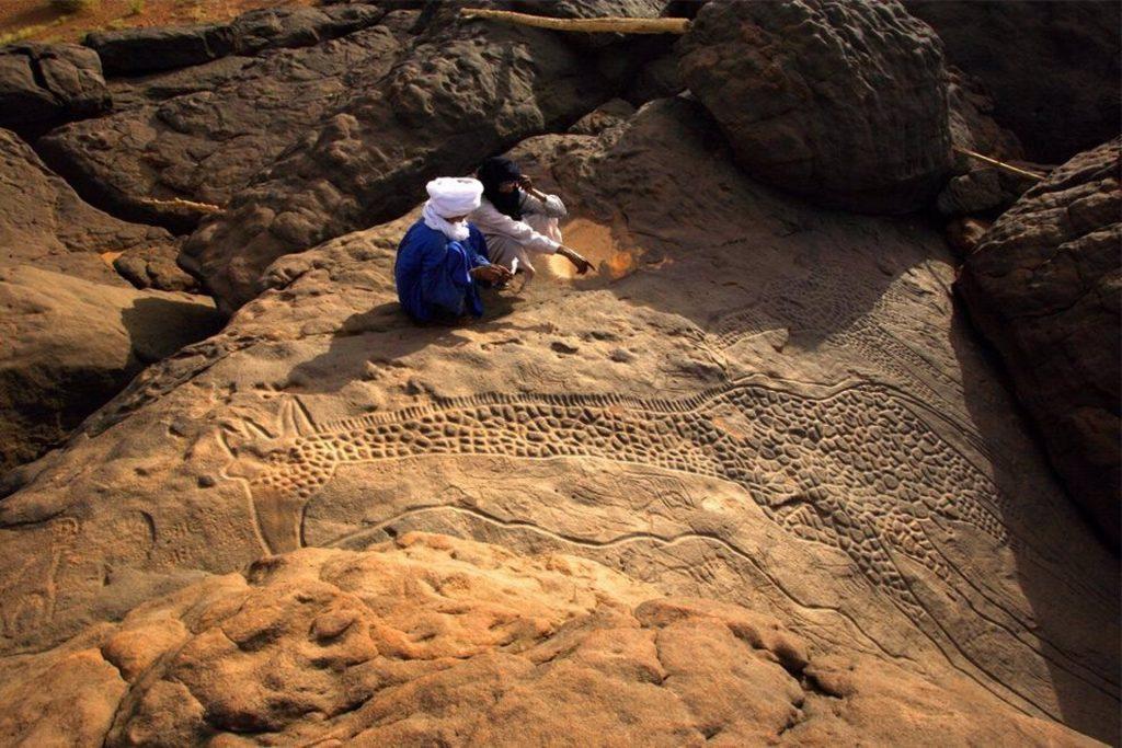 El Sahara no siempre fue un desierto según nuevos hallazgos - Descubrir