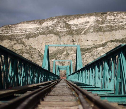 Tren de La Poveda