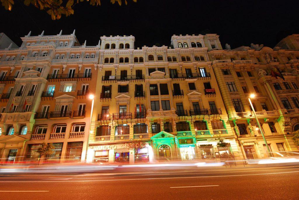 Ava Gardner en Madrid