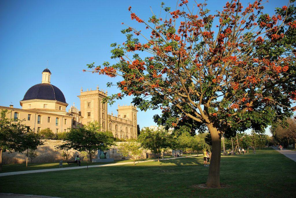 Los parques más bonitos de Valencia - Descubrir