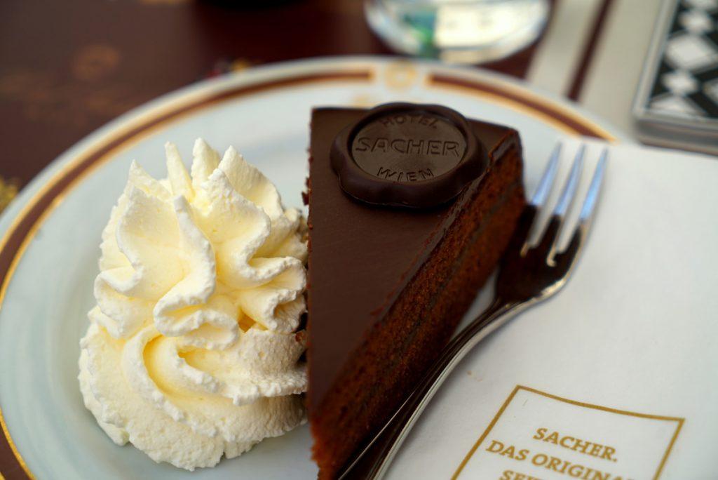 El secreto de la Tarta Sacher, un icono de la repostería vienesa - Descubrir