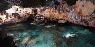 Cova de S'Aigua de Cala Blanca