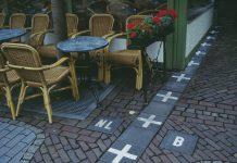 Frontera entre Holanda y Bélgica
