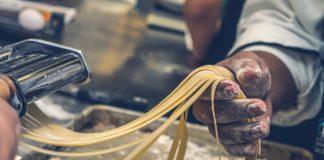 Historia de la pasta italiana